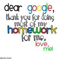 Short quotes about homework